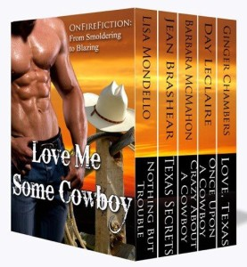 Love Me Some Cowboy - 5 book package