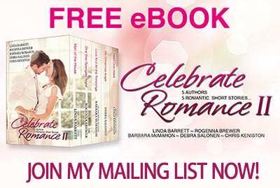 Get a Free Copy of Celebrate Romance II
